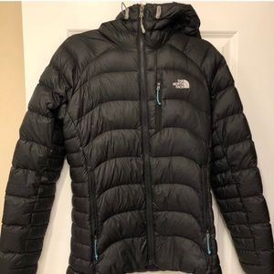The North Face summit down jacket
